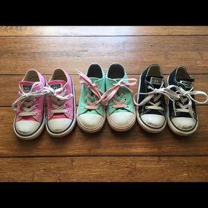 Converse size toddler 9